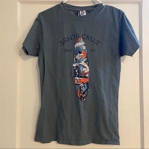 Santa Cruz T-shirt(from California!)